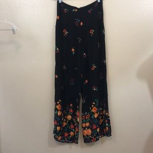 Forever 21 Contemporary High Waisted Palazzo Pants